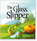 Cover image for personalized children's book, The Glass Slipper
