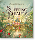 Cover image for personalized children's book, Sleeping Beauty