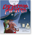 Cover image for personalized children's book, The Christmas Pirates