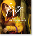 Cover image for personalized children's book, Snow White